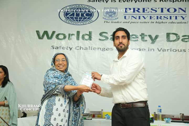 World Safety Day Workshop